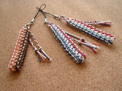 【簡単】作っちゃおう!簡単おしゃれな平編みのミサンガ ...