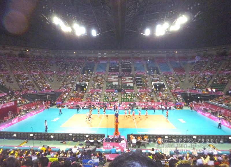 FIVBワールドグランプリ2014
