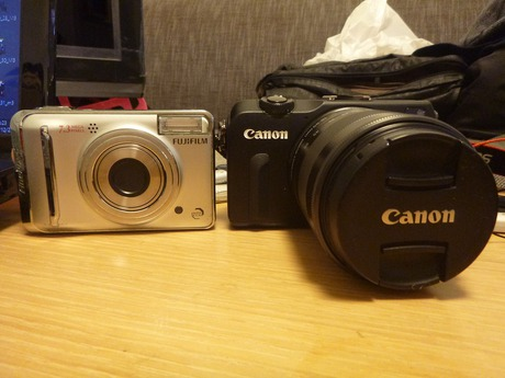 1カメラ2台