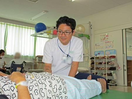 離島・リハビリテーション実習・名瀬徳洲会病院