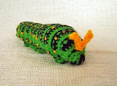 キアゲハ幼虫