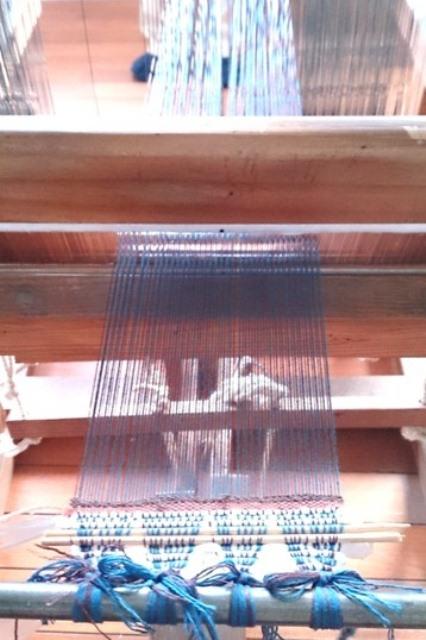芭蕉糸織り⑥
