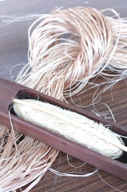 芭蕉糸織り⑩