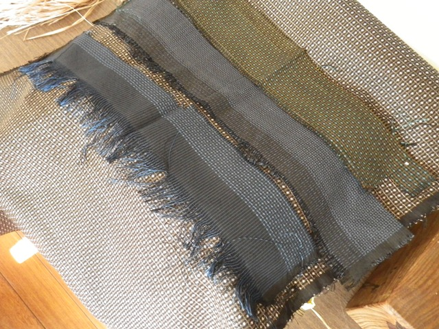 芭蕉糸織り⑯