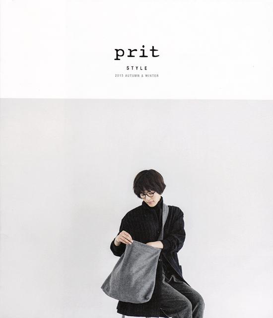「pritSTYLE」 大人のプリットの新鮮な着こなし