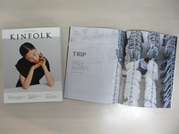 ポートランド発のライフスタイル誌KinfolkにpritとRINENが紹介